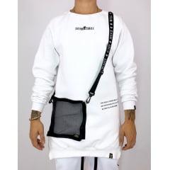 Blusa moletom alongado careca stick  bag - Cópia (1)