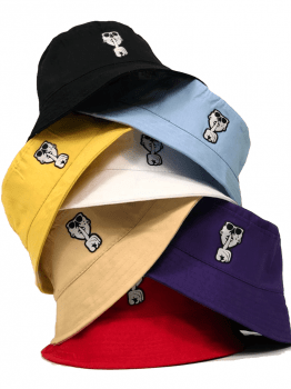 CHAPÉU BUCKET PATCH COLLORS