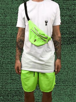 kit  neon verde 3 peças