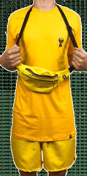 kit  amarelo 3 peças