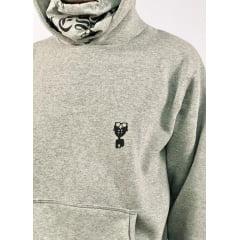 Blusa moletom canguru mask