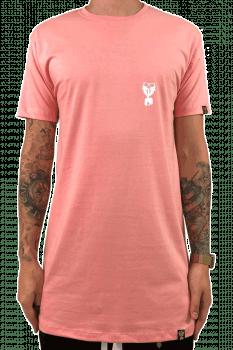 camiseta longline basica