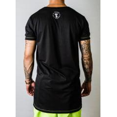 Camiseta longline