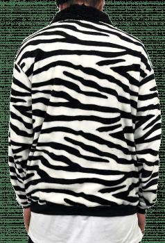 Jaqueta exclusive zebra collab
