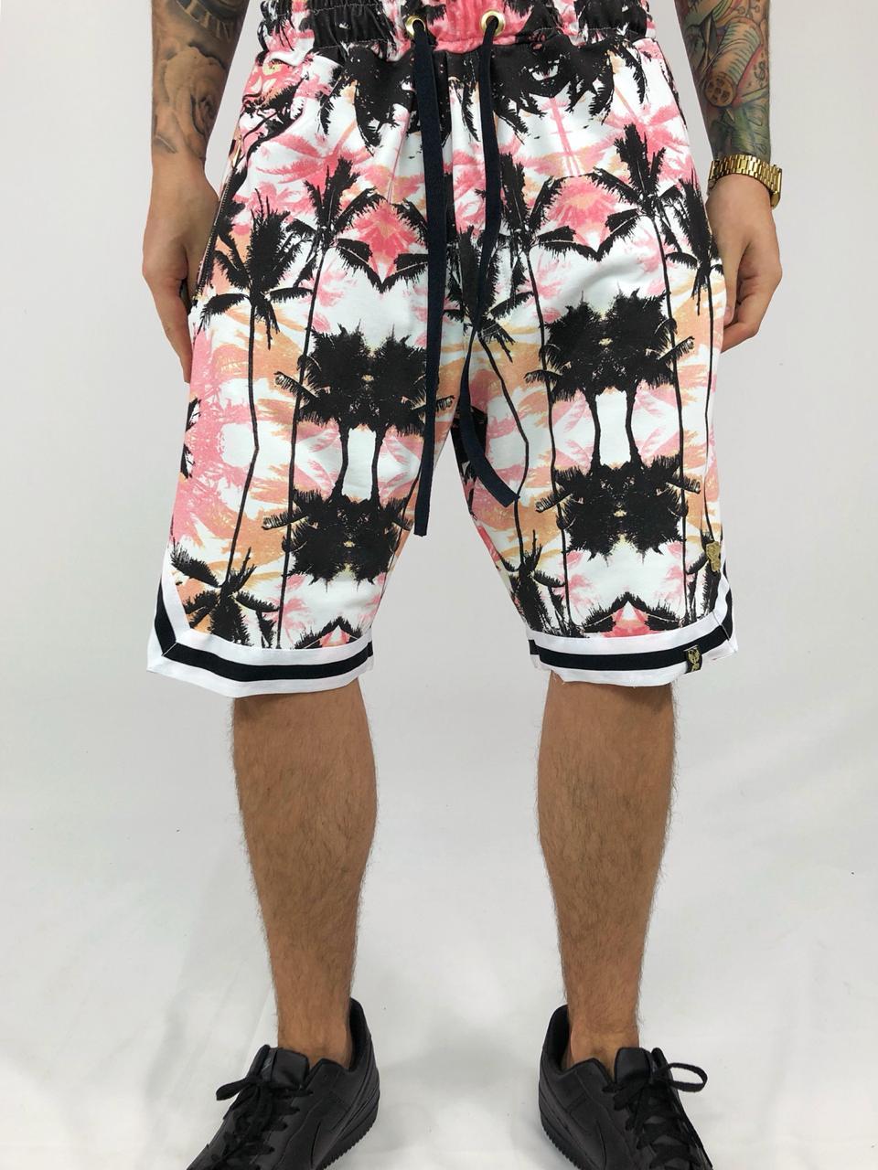 Bermuda floral